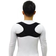 Item Type: Braces & Supports Model Number: Posture Clavicle Support Corrector Brand Name: U-Kiss Effect: Bone Care Material: Non-woven Feature Upper Back Posture Corrector Feature Back Straight Shoulders Brace Strap Corrector Color: black/gray Fix Your Posture, Bad Posture, Improve Posture, Posture Correction For Men, Posture Collar, Sweat Belt, Shoulder Brace, Posture Support, Back Posture Corrector