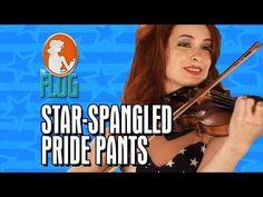 Star-Spangled Pride Pants - YouTube