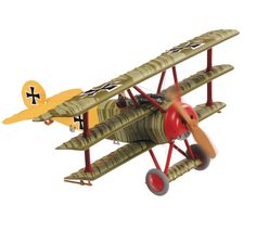 Corgi Aviation Archive Knights Of The Air 1:48 Scale AA38302 Fokker Dr.1 Lothar Von Richtofen (Limited Edition): Amazon.co.uk: Toys & Games