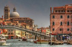 This should be top of all bucket lists. No life is complete without seeing Venice.