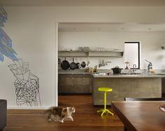 kitchen Beet Residence Modern Kitchen Seattle キッチン