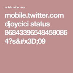 mobile.twitter.com djoycici status 868433965484580864?s=09