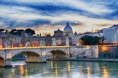 Viajar a Roma es siempre un placer