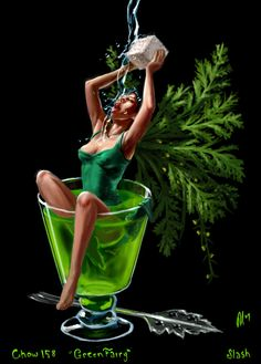 32 Best Absinthe Fairy Images Absinthe Fairy Absinthe Fairy