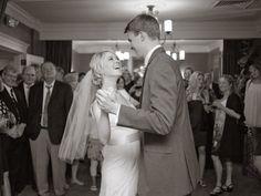 Bride and groom first dance | Wedding Photography by Kelli + Daniel Taylor Photography   www.danieltaylorphoto.com