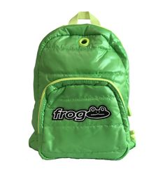 Frog Mini Puffer Backpack Turtle Green 2113b622c4e34