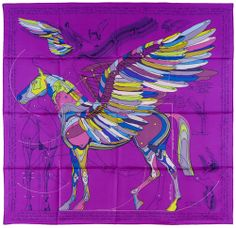 Beautiful Hermes scarf I picked up for a keepsake in the Paris airport on my way home!