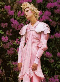 Dream and Magic I Vogue Italia I August 2007 I Models: Stella Tennant, Tom W. I Photographer: Tim Walker.