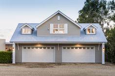Build Prestige Homes Hamptons Style Barn with Loft - Build Prestige Homes