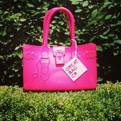 This bag is everything! #greatbag #greatcolor #greatlife #pink #tourmaline