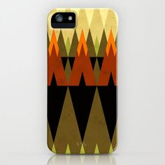 living in the woods iPhone & iPod Case by Yetiland Iphone 6 Skins, Iphone 5 Cases, Autumn Theme, Cool Artwork, Woods, Graphic Design, Tribal Fashion, Fall 2015, Objects
