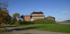 Hämeen linna Hämeenlinnassa http://www.rantapallo.fi/suomi/hameenlinna/