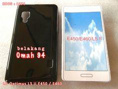 Kode Barang 1874 Jual Silikon Soft Case LG Optimus L5 ii E450 E460 Hitam (Black) | Toko Online Rame - rameweb