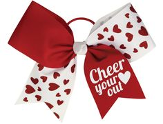 Chasse-Glitter-Hearts-Performance-Hair-Bow