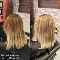 Is your balayage ready for a change? Let us brighten up your look for summer with beautifully blended highlights #bboutiquesalon #highlights