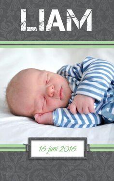 Lyana C - Unieke geboortekaartjes incl. gratis fototips - www.kaartjevanons.nl