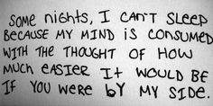 ...some nights