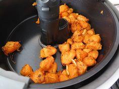 2 Gourmet Recipes, Healthy Recipes, Sliced Ham, Bagel Recipe, Toddler Meals, Toddler Food, Air Fryer Recipes, Easy Cooking, Tandoori Chicken