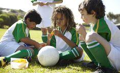 Serve the Tastiest, Healthiest Half-Time Snacks for Kids