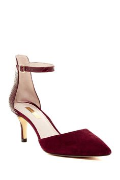 Dillon d'Orsay Pump by Louise et Cie on @nordstrom_rack
