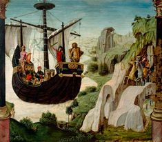 The Argo (ca. 1500–1530), painting by Lorenzo Costa