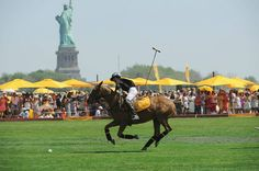 Veuve Clicquot Polo Classic Taken at Liberty State Park NJ