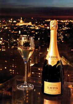 Krug | Champagne  Sophisticated Luxury Blog:. (youngsophisticatedluxury.tumblr.com