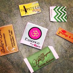 Personalized Clothing labels, luckylabel.com