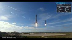 Risultati immagini per falcon 9 double landings