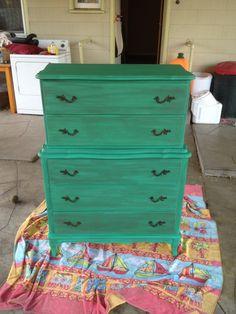 Shabby sheek dresser