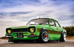 Ford Escort - Shakotan by octagonalpaul on DeviantArt Escort Mk1, Ford Escort, Ford Rs, Car Ford, Auto Ford, Chevette Hatch, Ford Motorsport, Aussie Muscle Cars, Ford Classic Cars