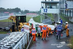 New Bianchi crash data revealed – Kitchenware Japanese Grand Prix, Formula 1, Race Cars, Racing, News, Kitchenware, Travel, Models, Sport