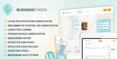 Business Finder – Themeforest Directory Listing WordPress Theme