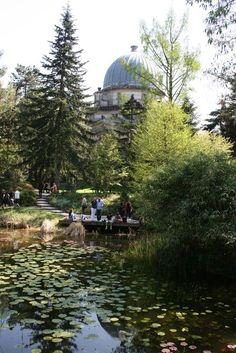Jardin Botanique de l'Université de #Strasbourg - #Alsace