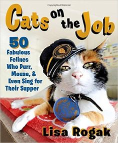 Awesome book  about working cats