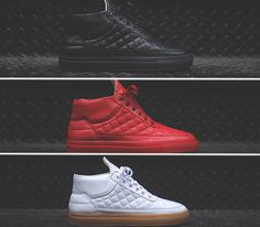 Ronnie Fieg x Filling Pieces-Quilted RF-Mid