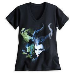 Maleficent Movie Tee for Women