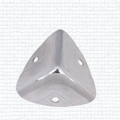 [ 28% OFF ] Nrh 7102B Steel Ball Corner Amplifier Corner Angle Bead  Performance Equipment Case Cornerite Chrome Finish | Corner Brackets |  Pinterest ...