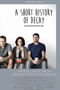 A comedy from an original script by Michael Maren, about a failed Brooklyn writer, Nathan Fisher, played by Bryan Greenberg, who visits his ailing parents in Florida. His mother (Lavin) has Alzheimer's and his father (Yulin) has recently had a stroke.