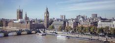 Inglaterra: Um final de semana em Londres e tudo que você pode conhecer em 48 horas San Francisco Skyline, New York Skyline, Mix, Travel, Getting To Know, Beautiful Scenery, Everything, England, Destiny