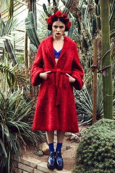 Jenn Werner photography for Vogue Italia.