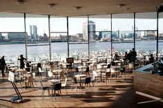 Noord - Eye Bar Restaurant - Amsterdam