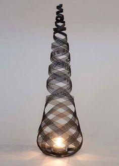 Modern christmas ornament - 1
