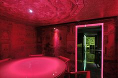 The Pink 'Private Dining' Room
