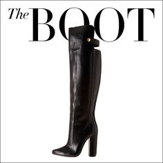 The New Basics: The Boot