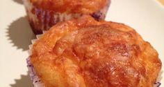 Sajtos muffin recept | APRÓSÉF.HU - receptek képekkel Paleo, Food And Drink, Cupcakes, Breakfast, Breads, Morning Coffee, Bread Rolls, Cupcake Cakes, Beach Wrap