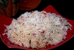 So Simple Mexican Rice Recipe - Food.com - 257114 - added garlic powder, minced onions, dried cilantro