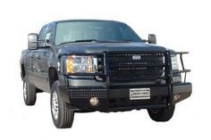 Ranch Hand Summit Series Front Bumper with Grille Guard (11-14 GMC)