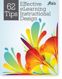 eBook - 62 Tips on Effective eLearning Instructional Design