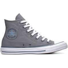 converses grises mujer